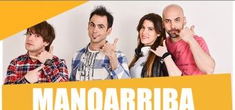 Mano Arriba nominados a los Premios MTV MIAW 2017